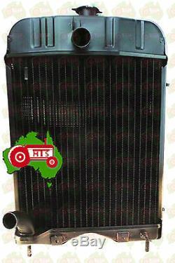 HTS0056 Radiator Massey Ferguson TE20 TEA20 TED20 Fergy Petrol Tractor 4 Cyl