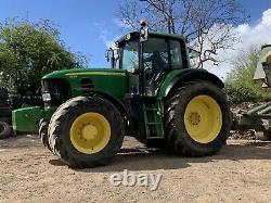 JOHN DEERE 7530 not Massey Ferguson Case Tractor