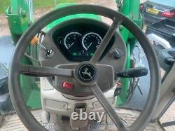 JOHN DEERE PREMIUM 7530 Loader 2009 Massey Ferguson Case JCB Tractor 50K Low Hr
