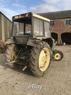 John Deere Tractor, 2140, Not Ford, New Holland, Massey Ferguson