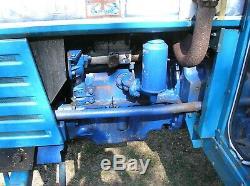 Leyland Tractor, Massey Ferguson, Ford