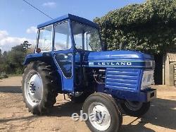Leyland Tractor. Massey Ferguson, Ford Vintage Tractor