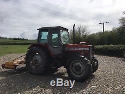 MASSEY 698T 4WD TRACTOR massey ferguson tractor MF mf NOT 690 590 390 290 390T
