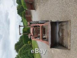 MASSEY FERGUSON 135 TRACTOR loader