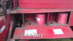 MASSEY FERGUSON 20 Square BALE BALER tractor