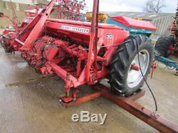 MASSEY FERGUSON 30 Seed Drill, 4 metre, 23 row Disc Coulter