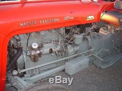 MASSEY FERGUSON 35 TRACTOR 1959 working order