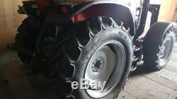 MASSEY FERGUSON 5711 Dyna-4 4wd Tractor, 2019, Global Series, Matching pair avai