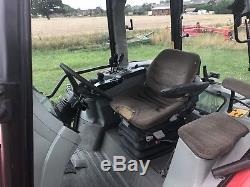 MASSEY FERGUSON 6270 Tractor, John Deere, Agricultural. Plough, Cultivator
