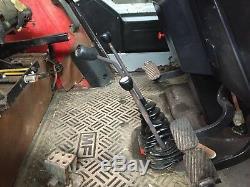 MASSEY FERGUSON 675 2WD tractor 3 stick gearbox