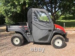 MASSEY FERGUSON MF20D We Stock John Deere Gator Kawasaki Mule Kubota Cub