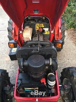 MASSEY FERGUSON Yagmur 4035 Valpadana 35 HP COMPACT TRACTOR LOW HOURS NO VAT JD