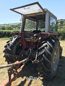 MF 565 tractor massey ferguson