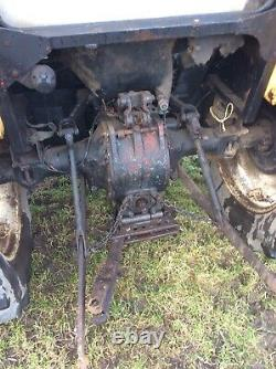 Marshall 132 tractor Leyland John Deere Ford Massey Ferguson