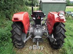 Massey Ferguson135 Vintage Tractor. Rebuilt to a very high Standard by specialist