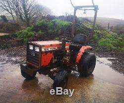Massey Ferguson 1010 Compact Tractor Spares Or Repair