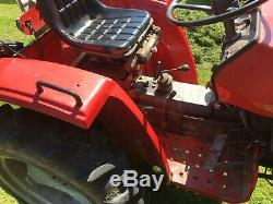 Massey Ferguson 1020 4 Wheel Drive Compact Tractor