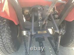 Massey Ferguson 1020 Compact Tractor Hydrostatic Pto, Starts And Runs