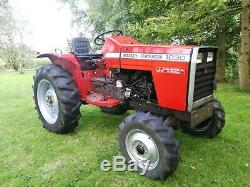 Massey Ferguson 1030 Compact Tractor, Ideal Small Holding, Equestrian Yard