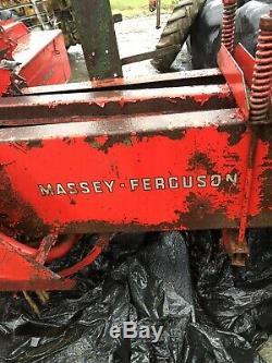 Massey Ferguson 10 conventional baler
