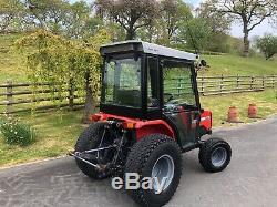 Massey Ferguson 1230 Compact Tractor 27hp John Deere / Kubota