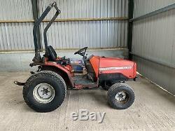 Massey Ferguson 1230 Compact Tractor, Iseki, Kubota, Small Tractor