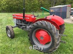 Massey Ferguson 130 Classic Tractor