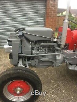Massey Ferguson 130 Tractor