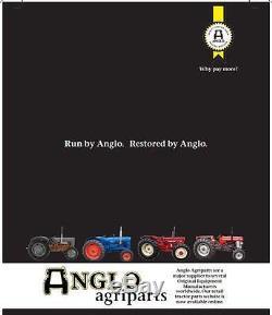 Massey Ferguson 135 148 Tractor Radiator (BRAND NEW) 3 Cylinder A3.152 Engine MF