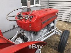Massey Ferguson 135 1966 Classic Tractor