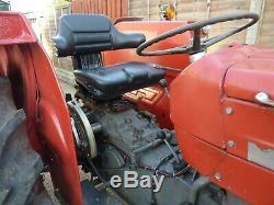 Massey Ferguson 135 1969