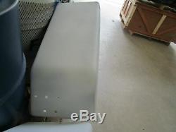 Massey Ferguson 135 / 240 Mudguards (Pair) With Tool Box 28 Wheel 14 Wide