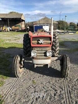 Massey Ferguson 135 2WD Narrow Tractor