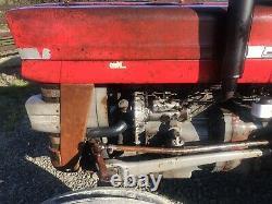 Massey Ferguson 135 2WD Vintage Tractor