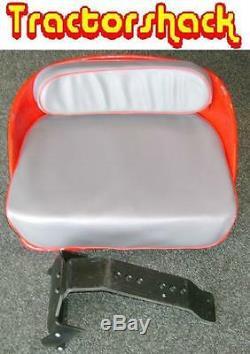 Massey Ferguson 135,35,35x Seat Pan, Bracket & Seat Cushion with Back Rest