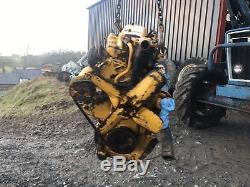 Massey Ferguson 135 35x 40 Complete Engine Perkins Ad3 152