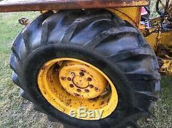 Massey Ferguson 135 Loader tractor £1750