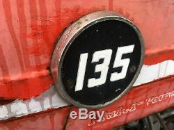 Massey Ferguson 135 Multipower