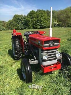 Massey Ferguson 135 OWL Vintage Show Tractor