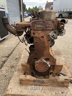Massey Ferguson 135 Perkins 3 Cylinder Engine 152 Needs New Crank