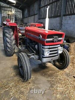 Massey Ferguson 135 Tractor