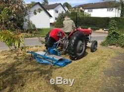 Massey Ferguson 135 Tractor 1967 No Vat