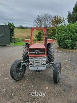 Massey Ferguson 135 Tractor, Classic Tractor
