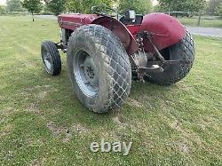Massey Ferguson 135 Tractor MF Perkins 3 Cylinder Diesel