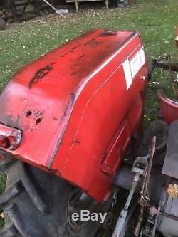 Massey Ferguson 135 Tractor straight axle