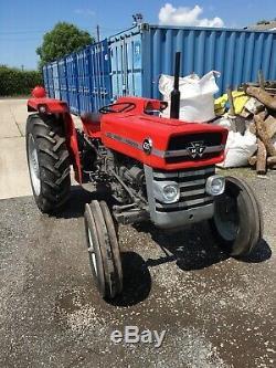 Massey Ferguson 135 classic tractor vintage