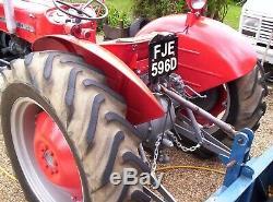 Massey Ferguson 135 mk1 1966