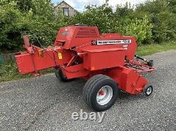 Massey Ferguson 139 Conventional Baler Small Square Hay/ Straw Bailer VGC +VAT