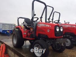 Massey Ferguson 1520 Compact Tractor