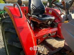 Massey Ferguson 1540 Compact Tractor 40HP